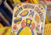 Swedish Food Adventures / Expat living and eating in Sweden / by Kendra Valentine