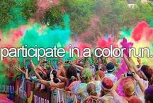 BUCKET LIST / You can do it