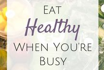 Healthy Eating / Healthy recipes for a better body and mind, to include: Low Carb, Paleo, Clean Eating and other healthy diet recipes!