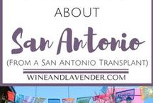 Things To Do in San Antonio / Check out all the fun things to do, great places to eat, and places to see in San Antonio, TX!!