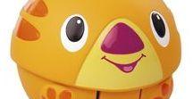 Having a Ball juguetes para bebés Bright Starts / having a ball™ de bright starts son los juguetes para bebés más avanzados y originales del momento, diseñados por los mejores especialistas de EEUU en puericultura infantil, para que tu bebé se lo pase genial desarrollando sus sentidos, creciendo y divirtiéndose. Con los juguetes para bebés de having a ball™ tienes la garantía de la mejor marca mundial en juguetes para bebés, Bright Starts.