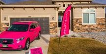 Pink Realty Branding / Our Brand is Pink Our Name is Pink Our Marketing is Pink We are Pink Realty, the best real estate brand there is.
