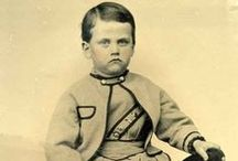 Mid 19th Century - Child's Clothes / What children dressed like . / by Rondi Anderson