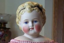 Mid 19th Century - Dolls, Remakes and Doll Making / Mostly Mid 19th Century Dolls, Photos and Reproductions / by Rondi Anderson