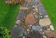 outdoor spaces / by Susan Bartlett