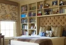 bedrooms / by Susan Bartlett