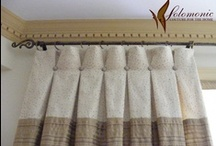 window treatments / interior decorating / by Susan Bartlett