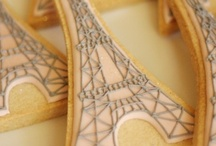 Celebrate + Oh La La, Paris! / Bring PARIS to you! This ooh la la party is fantastic for any age girl. From Parisian-inspired RECIPES and FOOD, SERVING ideas, simple kid ACTIVITIES, beautiful PRINTABLES and functional party FAVORS, this party board has it all, except a trip to Le Tour Eiffel.