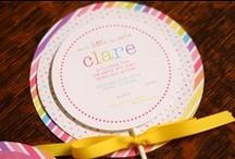 Celebrate + Vintage Candy