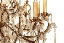 Light Up My Life / Chandeliars / by Caron Walker