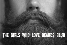 Beard Pornography / A board dedicated to beards: the singly most awesome and manly thing a guy can have.  A man without a beard is no man at all.  / by ☮☾☼✧Amanda Kraenzle