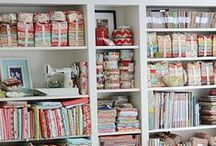 Quilting Places & Spaces / These are our favorite quilting and sewing related websites.