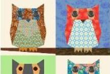 Paper Piecing Patterns