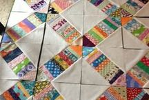 Sewing Quilts and Spreads