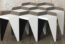 ⋘ Geometric ⋙ / by Vivi Häck