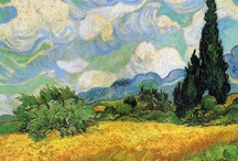 Art Van Gogh / by Debbie Nelson