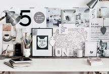 home//workspaces / a place to be inspired. / by Bethany Huang