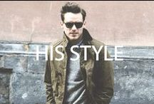 His Style / Let's Hear it for the Boys  / by Big Star Denim
