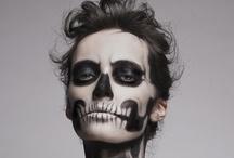 (Art) Body Painting / by ☮☾☼✧Amanda Kraenzle