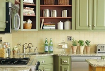 Home Sweet Home...Kitchens! / by Marlene Young