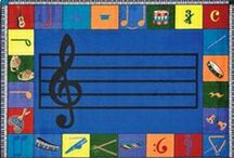 Classroom Music Rugs / Discount Classroom Music Rugs, Kids Rugs, & Childrens Carpets for Elementary School, Preschool, Daycare, Church, or Kids Play Area.