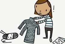 yarn humor / by Hannelore Field