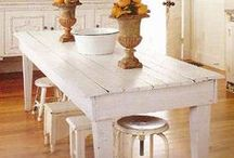 Household - Big Tables / by Rondi Anderson