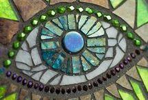 (Art) Mosaics / by ☮☾☼✧Amanda Kraenzle