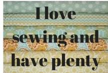 Quilting and Sewing Quotes and Humor