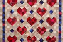 Lovely Quilted Creations / #quiltwoman.com