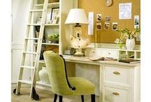 Home Sweet Home...Offices & Other Rooms! / by Marlene Young
