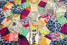Found Fabrics for Quilting