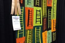 Lancaster Quilt Show / Just some quilts for inspiration! / by Benét J. Wilson