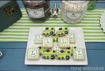 Celebrate + Choo Choo / All aboard for a train birthday party to remember. You'll find party FOOD ideas and DESSERT tables, ACTIVITIES, cool T-SHIRTS, PRINTABLES, party FAVORS and unique VENUE ideas.