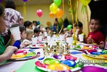 Private Parties / Scooter's Jungle is #1 in #SouthernCalifornia for #Children's #Private #BirthdayParties! Our #IndoorPlaygrounds are fun for kids of all ages! www.scootersjungle.com