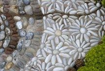 Mosaic stonework / by Susan Bartlett