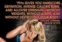 Getting Fit...PiYo! / by Marlene Young