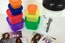 Getting Fit...21 Day Fix! / by Marlene Young