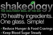 Getting Fit...Shakeology! / by Marlene Young