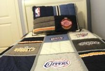 Decorate+Teen Boy Room / This board is filled with decorating ideas for your teenage boy - from a sports theme to functional desk space, a reading nook to budget-friendly decor you're sure to find an idea perfect for your teen.