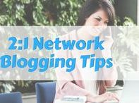 2:1 Network Blogging Tips / The best blogging tips to help you grow your blog, increase your traffic and monetize your site. Sourced from the members of the 2:1 Network.