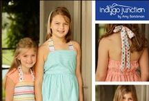 Children's Clothing Patterns / Children's clothing patterns, bib patterns, accessory patterns for kids and more!