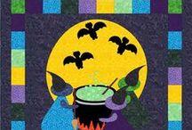 Halloween Patterns / Halloween patterns.
