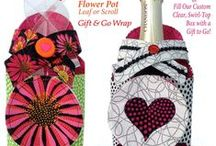 Gift Giving Ideas / Sewing, quilting and craft patterns that make great gifts!