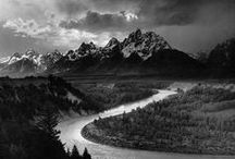 Photographs by Ansel Adams Nature / Ansel Adams (February 20, 1902 – April 22, 1984) was a photographer and environmentalist. His photography career spanned decades, capturing iconic moments in the American West.