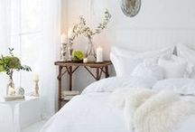 Sleeping in White / by Aerie*Earth*Sea