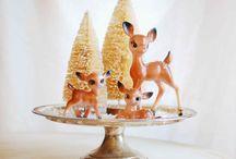 RETRO CHRISTMAS / Christmas ideas, decorations, etc. - especially vintage and retro! / by Anchiba