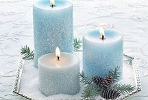 WINTER / Decorating with a winter theme ... / by Anchiba
