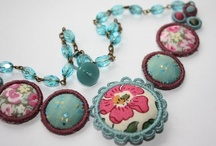 Crafted and Found Object Jewelry / by Patricia Nowogrodski