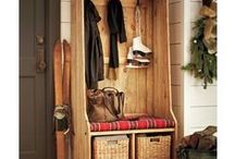 Mudroom / by Lauren Haley
